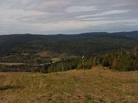 Utsikt over Sørkedalen