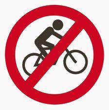 sykkelforbud
